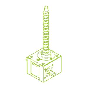 GSZ R-шариковый винт 5 кН | 16x5