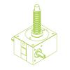 GSZ R-трапецеидальный винт 50 кН | 40x7