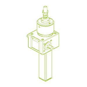 GSZ S-шариковый винт 5 кН | 16x10