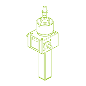 GSZ S-шариковый винт 5 кН | 16x5