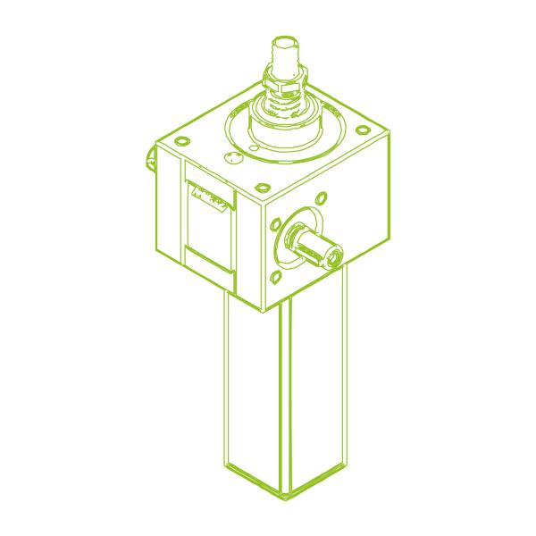 GSZ S-трапецеидальный винт 25 кН | 30x6