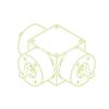 Конический редуктор | KSZ-H-10-T | Передаточное отношение 2:1