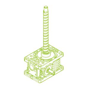 Z R-шариковый винт 5кН | 16x5
